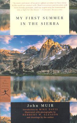 My First Summer in the Sierra By Muir, John/ Davis, Mike (INT)/ Gleason, Herbert W. (ILT)